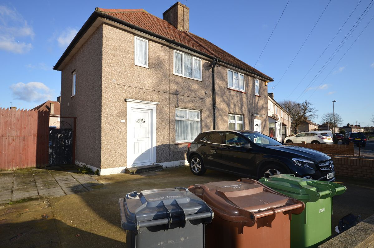 Winterbourne Road, Dagenham